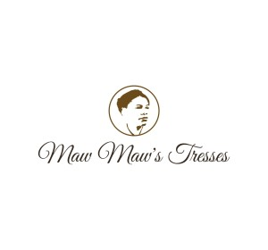Maw Maw's Tresses New Logo